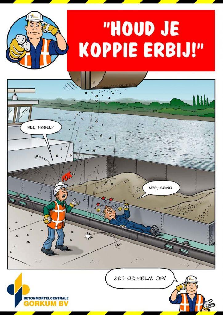 Helmplicht-schippers-GORKUM