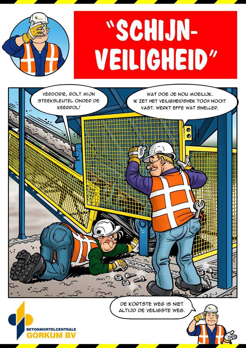 Schijnveiligheid-GORKUM