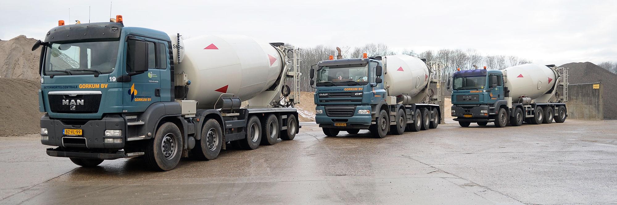 Vrachtwagens Header