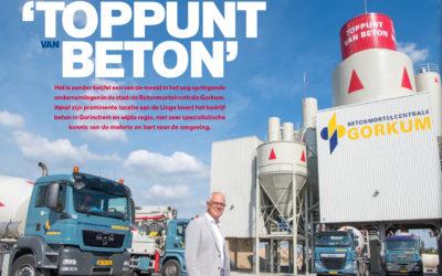 Artikel in magazine 'Gorinchem in Business'