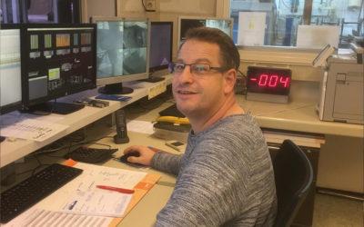 Cor van der Waal; onze nieuwe medewerker